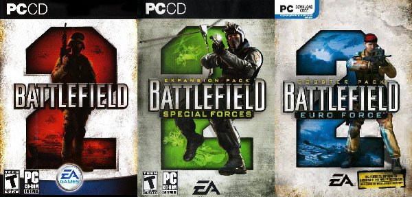 Battlefield 2 euro forces torrent.