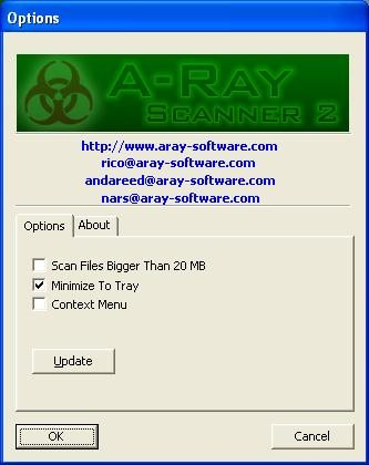 A-Ray Scanner